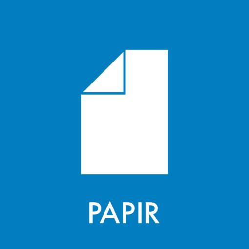 Dansk Affaldssortering - Papir