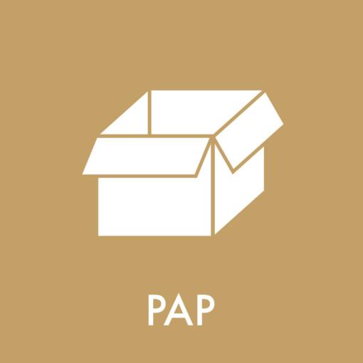 Dansk Affaldssortering - Pap