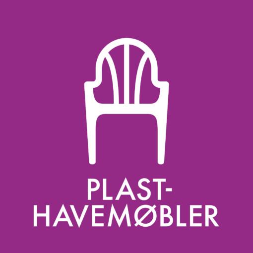 Dansk Affaldssortering - Plast havemøbler