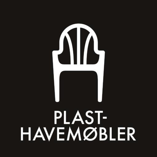 Dansk Affaldssortering - Plast havemøbler sort