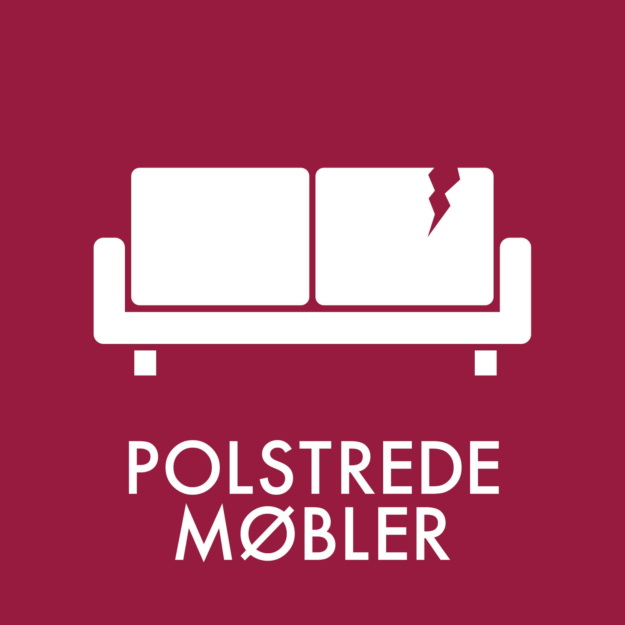 Dansk Affaldssortering - Polstrede møbler