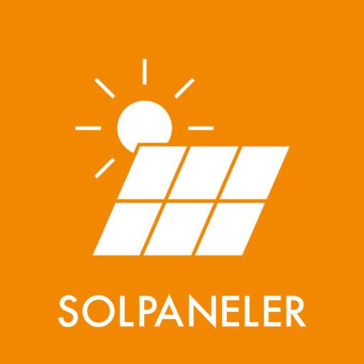 Dansk Affaldssortering - Solpaneler