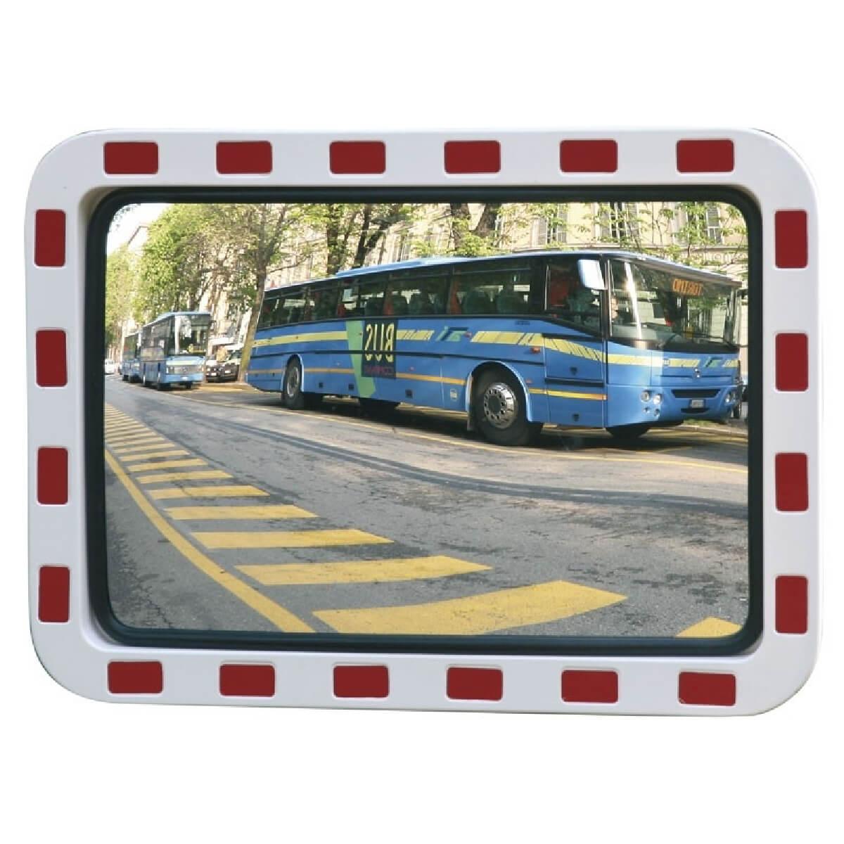 Trafikspejl 60x40