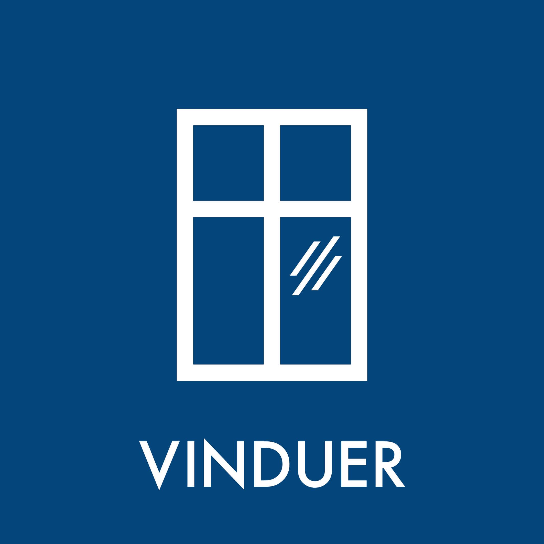 Dansk Affaldssortering - Vinduer