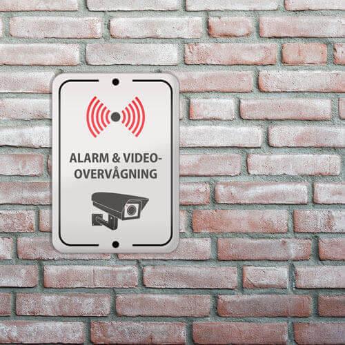 Alarm & Videoovervågning miljøbillede