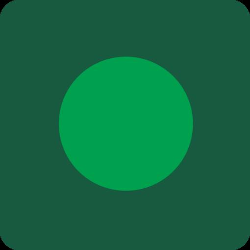 Rute Grøn Naturstyrelsens skilt
