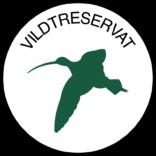 Vildtreservat Naturstyrelsens skilt